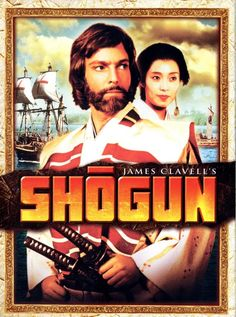 Shogun, the TV miniseries that aired in 1980.  My parents let me watch this every night...it was great!