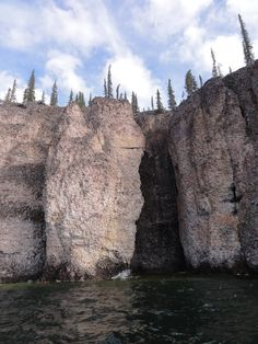 Redcliff Island, East Arm, Great Slave Lake
