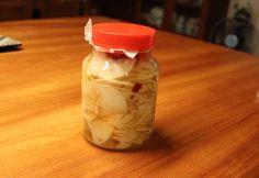 日式醃蘿蔔食譜、作法   野犬的廚房的多多開伙食譜分享