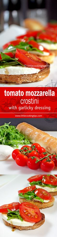 Healthy, fast & easy these tomato mozzarella appetizer can be assembled in minutes lacks nothing in flavor! Perfect if you're having people over or as a tasty snack to indulge yourself. #tomato #mozzarella #appetizer #healthy #easy #snack #vegetarian
