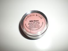 parliamodelmakeupenonsolo: lumiere cosmetics mineral makeup ...Wild Rose Blush