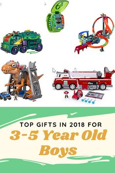 List of best boy gifts in 2019 for 3 year old, 4 year old, & 5 year old boys. Toys for creativity, fun, & from their favorite TV shows. Toys For Boys, Kids Toys, 5 Year Old Toys, Best Gifts For Boys, Paw Patrol Toys, Lego Juniors, Happy Mom, 5 Year Olds, Old Boys