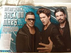 Kerrang! Magazine 14/11/12 Thirty Seconds, Mars, Magazines, Couple Photos, Couples, Journals, Couple Shots, March, Couple Photography