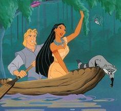 Pocahontas II: Journey to a New World - Moving on from John Smith Disney Magic, Walt Disney, Disney Amor, Disney Love, Pocahontas Disney, Disney Princes, Princess Pocahontas, Pocahontas Quotes, Disney Couples