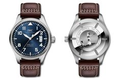 "IWC Pilot's Watch Mark XVII ""Le Petit Prince"" Edition — HODINKEE"