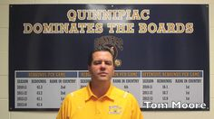 QU MBBall Coach Tom Moore Comments on the 2014-15 Non-Conference Schedule. #QUAthletics
