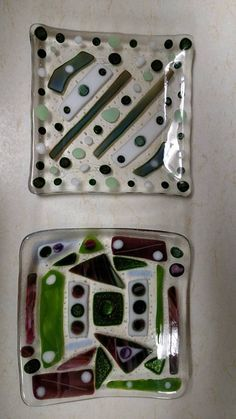 Recently the Art Junction held a wonderful workshop on creating fused-glass plates. Jill Groves led the workshop, instructing the participants in all the methods and processes of creating fused-gla...