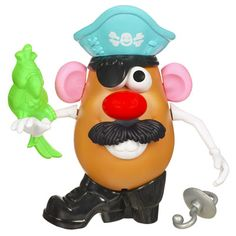 Another Pirate Potato Head