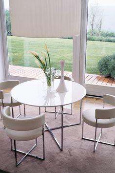 Porada - Sirio Dining Table & Chairs