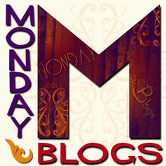 BOOK BLOGGERS are you taking part in #MondayBlogs ?? Get with it!!! OMG I am already getting TONS of traffic today!