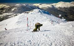 Esquiar en Andorra. La estación de Vallnord
