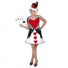 Disfraz de  Reina de  Corazones Adulta  Disfraces  baratos para tus  fiestas de Carnaval. Entra en mercadisfraces y descubre los disfraces más  baratos y ... 9e2af6e5578