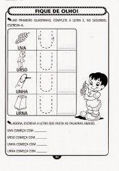 Educação Infantil Atividade-36