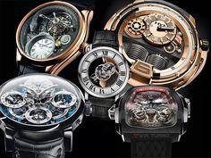 Seis relojes que nos han cautivado este año