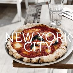 If you are in NYC and looking for gluten-free pizza near me or delivery, I've got a list of the best Italian restaurants in Manhattan and Brooklyn New York! The Best Gluten-Free Pizza Restaurants in New York City Manhattan Restaurants, Best Italian Restaurants, Pizza Restaurant, Restaurant New York, Sin Gluten, Eggplant Casserole Recipe, Eggplant Recipes, Eggplant Dishes, Red Lentil Soup