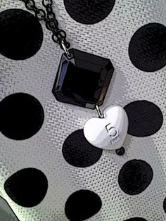 """abito """"pois"""" collana made in To"""