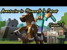 Aventurier in Minecraft la Patrat™ - Ep. 3 - Invazia