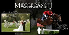 Los Angeles - Middle Ranch - elegant outdoor/indoor weddings lodge equestrian (near Pacoima/Sun Valley)