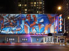 Cinerama, Seattle, WA.