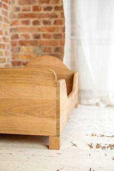 Łóżko dla małego skrzata.