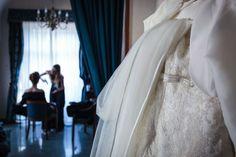 Foto matrimonio preparativi sposa