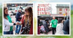 Sharing the Secret of Happiness on World Happiness Day     The Church of Scientology Life Improvement Center in Downtown Seattle and the Seattle chapter of The Way to Happiness Foundation joined forces by sharing a simple guide to better living with hundreds of people on International Day of Happiness.    Volunteers from the Seattle chapter of The Way to Happiness Foundation distributed hundreds of copies of The Way to Happiness in and around Seattle's iconic Pike Place Market March 20 in…