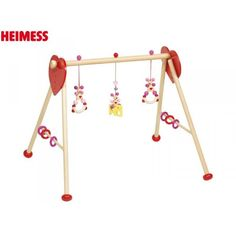 heiress baby gym cleo-s-nursery Ab Challenge, Baby Store, Nursery, Decoration, Box, Pink, Baby Gym, Baby Mouse, Wood Games