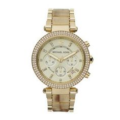 Women  Watches - Michael Kors Womens Parker GoldTone Watch MK5632 ** Find out more about the great product at the image link. (This is an Amazon affiliate link)