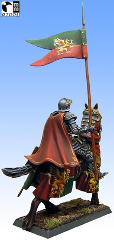Mindstalkers: soldiers generic for factions of Milan and Venice. heavy cavalry 02 - 04