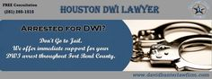 Arrested for DWI? Let Us Help You