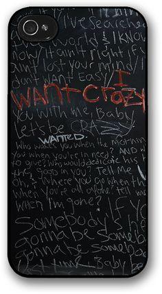 October Wish — Hunter Hayes iPhone Case