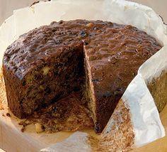 Simmer-&-stir Christmas cake recipe - Recipes - BBC Good Food
