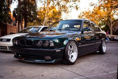 BMW E34 Low/Slammed thread - Page 3