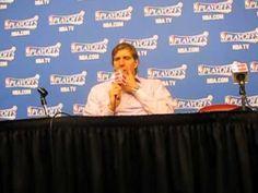 Dirk Nowitzi Post Round 1, Game 2 2015 NBA Playoffs: Rockets 111 Maveric...