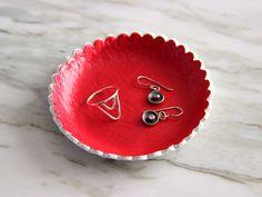 DIY Valentine's Ring Dish