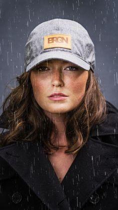 BRGN by Lunde & Gaundal, Solregn Waterproof Caps, Pumice Stone Pumice Stone, Raincoat, Baseball Hats, Cap, Urban, Lifestyle, Inspiration, Women, Fashion