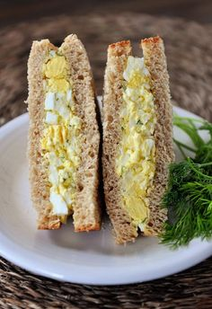 Classic Egg Salad Sandwich Recipe | Mel's Kitchen Cafe