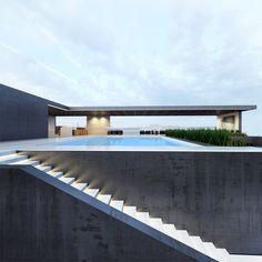 villa modern project #residentiallandscapearchitecture