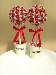 Patch Charity Lindor sweet trees
