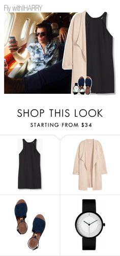 """""""Untitled #328"""" by itsdeerches ❤ liked on Polyvore featuring MANGO, Kofta, Tory Burch and Revo"""