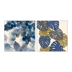 IKEA - ТВИЛЛИНГ, Набор постеров,2шт, Картина или постер станут настоящим украшением вашего интерьера и подчеркнут его стиль.