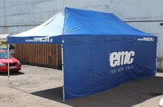Pop up telk 4x8m - EMC