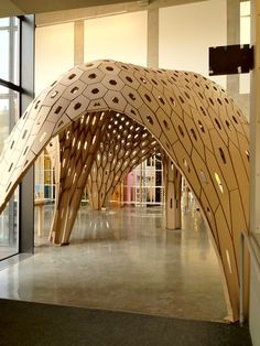 38 Best Gridshell images   Architecture, Contemporary architecture ... 717727194f5