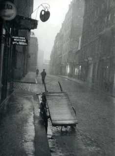 "the-night-picture-collector: """" Robert Frank, Paris, "" "" Robert Frank, Night Pictures, Old Pictures, Old Photos, Rare Photos, The Americans, Book Photography, Vintage Photography, Street Photography"