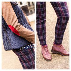 oxfords vest london prints