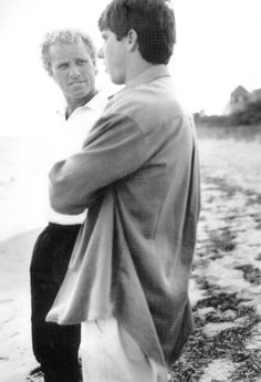 Michael and Joe Kennedy.