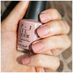 OPI Dulce de Leche for a nude polish Opi, My Favorite Color, My Favorite Things, Pink Nail Polish, Classy Nails, Caramel, Glow, Nail Art, Beauty