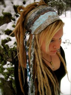 xtra long braided ties! Scrap fabrics sewn onto soft fleece! Much love Please join us on facebook
