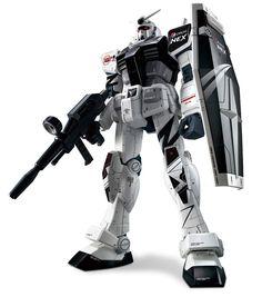 Pepsi Nex x Gundam Front Tokyo 1/48 Scale Mega Size RX-78-2 Gundam Pepsi Nex Original Color Ver. (Japan Only) [Update 8/3/12]   patrickgrade
