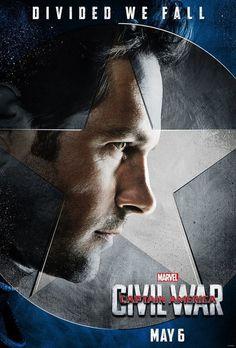 New «Captain America: Civil War» Character Posters